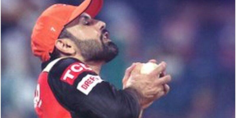 IPL के इतिहास में पहली बार हुआ ऐसा कमाल, SRH के फील्डर ने बनाया अनोखा रिकॉर्ड