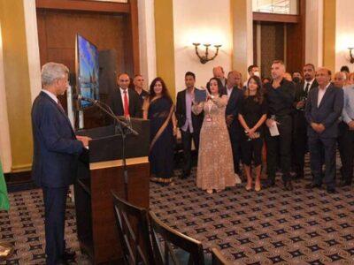 विदेश मंत्री जयशंकर ने की इजरायली समकक्ष यायर लापिड से मुलाकात, वैक्सीनेशन सर्टिफिकेट पर बनी सहमति