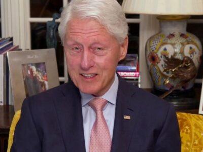पूर्व अमेरिकी राष्ट्रपति बिल क्लिंटन अस्पताल में भर्ती, यूरिन इन्फेक्शन की वजह से ICU में एडमिट