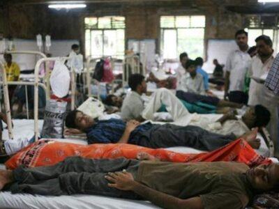 डेंगू का हॉटस्पॉट बना उत्तराखंड का गधारोणा गांव, 4 दिनों में 80 मरीज मिलने से हड़कंप, सिविल अस्पताल में बनाया गया 30 बेड का वार्ड