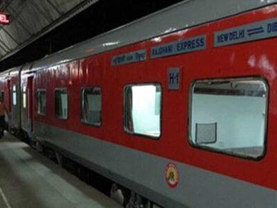 रेल यात्रियों के लिए अच्छी खबर, पैंट्री कार के जरिए ट्रेनों में जल्द मिलेगा खाना, पिछले साल कोरोना के कारण लगी थी रोक