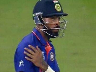 हार्दिक पंड्या ने बढ़ाई टीम इंडिया की मुश्किलें, न्यूजीलैंड मैच में खेलना तय नहीं, बाहर होने का मंडराया खतरा