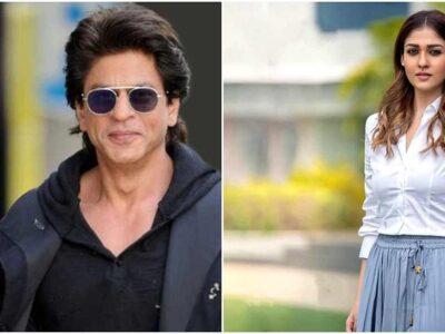 क्या शाहरुख खान के साथ फिल्म करने से नयनतारा ने कर दिया है इनकार? कहीं आर्यन खान तो नहीं इसकी वजह!