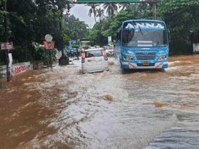 केरल में भारी बारिश ने मचाई तबाही, कोट्टयम में भूस्खलन से करीब दस लोग लापता- राज्य सरकार ने वायुसेना की मांगी मदद