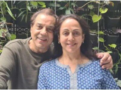 धर्मेंद्र के साथ यूं समय बिता रही हैं हेमा मालिनी, हीमैन के साथ ड्रीमगर्ल ने शेयर की प्यारी सी तस्वीर
