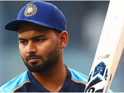 IND vs PAK: पाकिस्तान के लिए ऋषभ पंत का एक हाथ ही काफी, जड़े 2 लंबे छक्के, बाबर आजम गेंदबाज की पिटाई देख खुश!