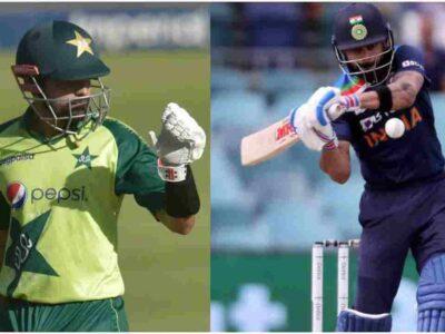IND vs PAK, T20 World Cup 2021: बाबर आजम या विराट कोहली... भारत-पाकिस्तान की टक्कर में आज कौन तोड़ेगा किसकी नली!