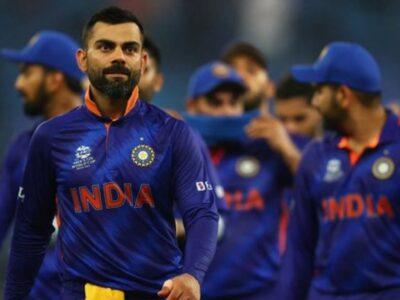 IND vs PAK, T20 World Cup 2021: कोहली की कप्तानी का आखिरी किस्सा दागदार, पाकिस्तान ने किया भारत को तार-तार