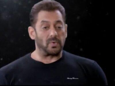 IND vs PAK, T20 World Cup 2021: मैच से पहले सलमान खान का ये वीडियो हुआ वायरल