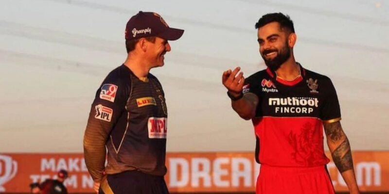 IPL 2021 Eliminator: विराट कोहली और ऑएन मॉर्गन की कप्तानी की परीक्षा, अब हारे तो सब हारे