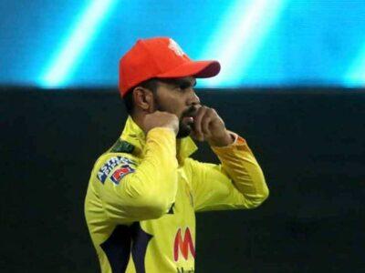 IPL 2021, Orange Cap: ऋतुराज गायकवाड़ के सिर सजी ऑरेंज कैप, दिग्गजों को पछाड़कर नाम किया खास खिताब