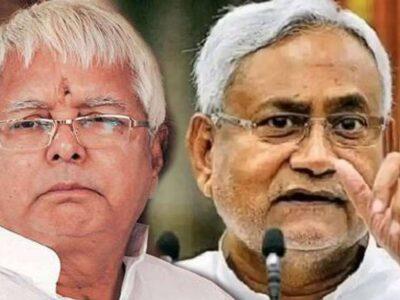 'वो चाहें तो गोली मरवा दें, इसके सिवा कुछ नहीं कर सकते', CM नीतीश कुमार का लालू यादव पर पलटवार