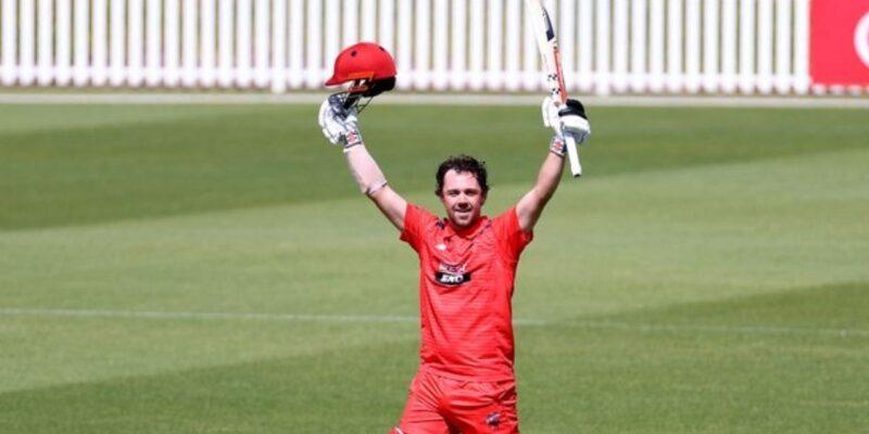 48 ओवर के मैच में इस बल्लेबाज ने बरपाया कहर, उड़ाया दोहरा शतक, 36 गेंदों में ठोके 160 रन