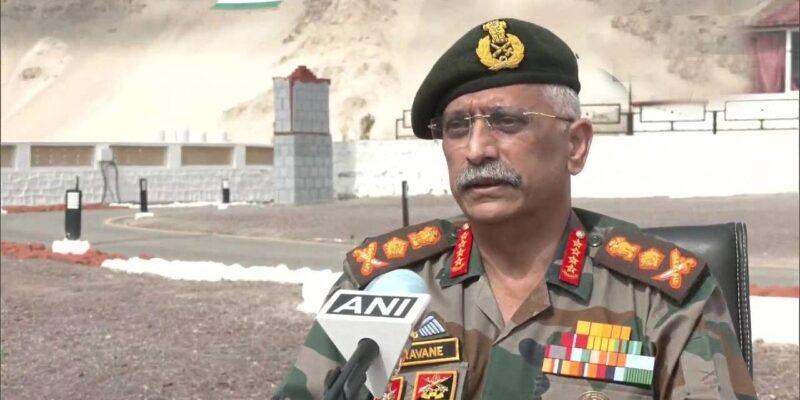 पूर्वी लद्दाख में चीनी सैनिकों की बढ़ती तैनाती चिंता की बात, पाक की ओर से भी बढ़ी घुसपैठ: सेना प्रमुख
