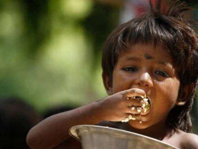 वैश्विक भूख सूचकांक में लुढ़क कर 101वें स्थान पर आया भारत, केंद्र सरकार ने कहा- अवैज्ञानिक पद्धति
