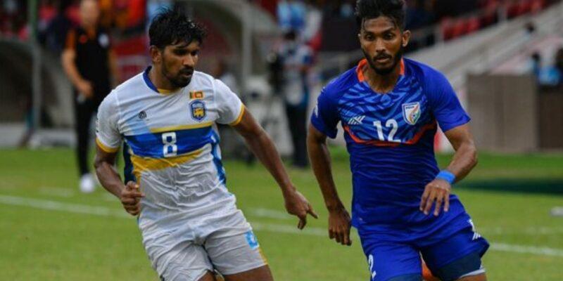 भारतीय फुटबॉल टीम ने फिर किया निराश, 205वीं रैंक वाले श्रीलंका के खिलाफ एक गोल तक नहीं किया, झेली ड्रॉ की मजबूरी