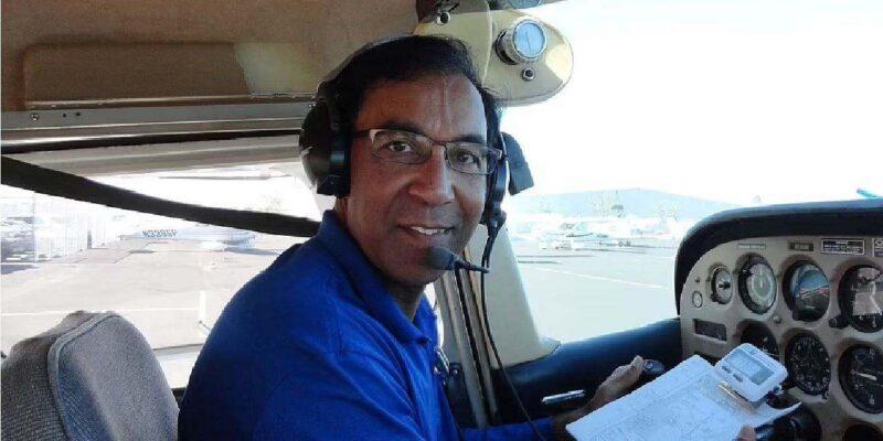 कैलिफोर्निया विमान हादसे में भारतीय मूल के डॉक्टर की हुई मौत, HIV संक्रमितों के लिए चलाते थे NGO