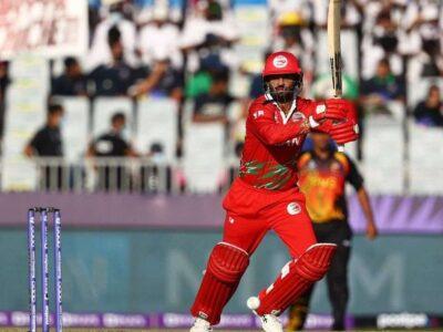 ओमान के क्रिकेटर की दिलचस्प कहानी, धवन के स्टाइल में मनाता है जश्न तो परिवार टीम इंडिया को करता है चीयर