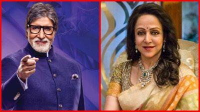 KBC 13 : अमिताभ बच्चन ने कंटेस्टेंट को दिया सरप्राइज, वीडियो कॉल से जुड़ी हेमा मालिनी