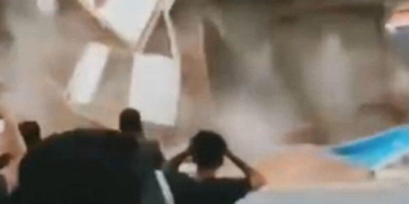 कर्नाटक: बेलगावी के बाद अब बेंगलुरु में ढही 5 मंजिला इमारत, कुछ दिन पहले लोगों ने दी थी झुकने की जानकारी