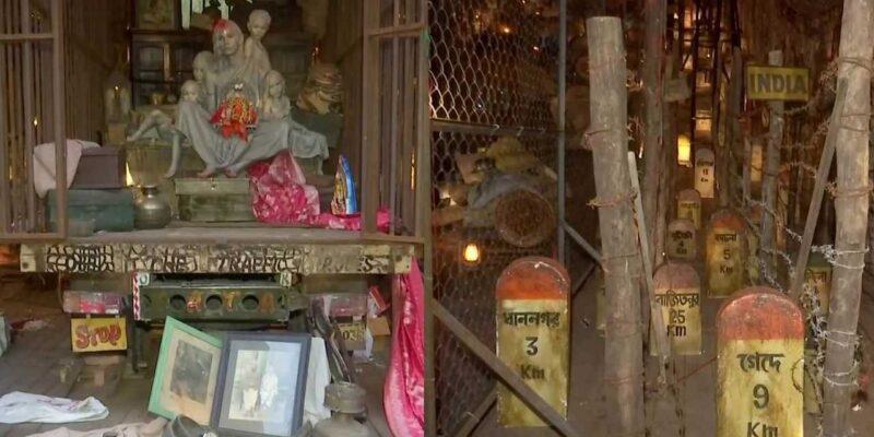 Kolkata Durga Puja: कोलकाता का एक दुर्गा पूजा पंडाल प्रवासी मजदूरों और NRC पीड़ितों की बयां कर रही है दर्द भरी कहानी