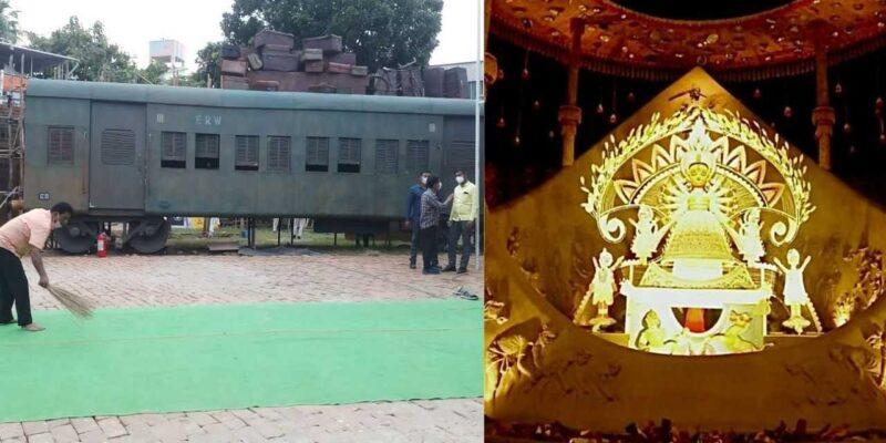 Kolkata Durga Puja: रेल यात्रियों के लिए खुशखबरी! कोलकाता के लिए शुरू होंगी 2 नई स्पेशल ट्रेनें, जानें डिटेल्स