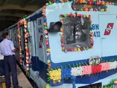Kolkata Metro Birthday: कोलकाता से नॉन-एसी मेट्रो रेक की हुई विदाई, अब चलेगी केवल एसी मेट्रो