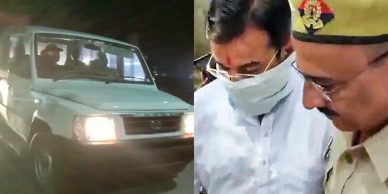 Lakhimpur Khiri Violence: पुलिस रिमांड पूरी होने से पहले ही जेल भेजा गया आशीष मिश्रा, SIT ने आज किया था सीन रिक्रिएशन