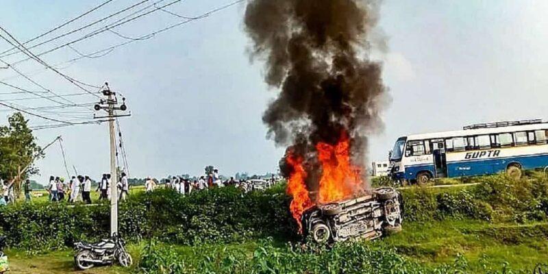 Lakhimpur khiri violence: मंत्री अजय मिश्र टेनी के बेटे आशीष की आज हो सकती है गिरफ्तारी, क्राइम ब्रांच ने पूछताछ के लिए किया तलब