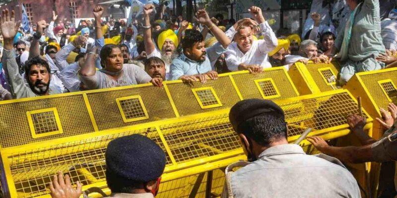 'लखीमपुर हिंसा पहले से रची गई साजिश का हिस्सा, हमलावरों ने की किसानों को आतंकित करने की कोशिश', बोले किसान नेता दर्शन पाल