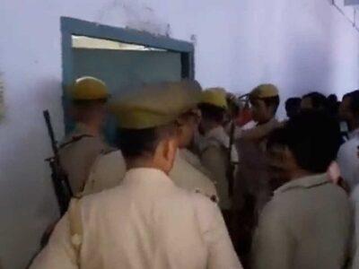 यूपी के शाहजहांपुर में कोर्ट के अंदर वकील की गोली मारकर हत्या, मौके पर भारी पुलिस बल तैनात