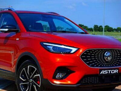 MG Astor SUV को 9.78 लाख रुपए में भारत में किया गया लॉन्च, इस तारीख से गाड़ी कर सकते हैं बुक
