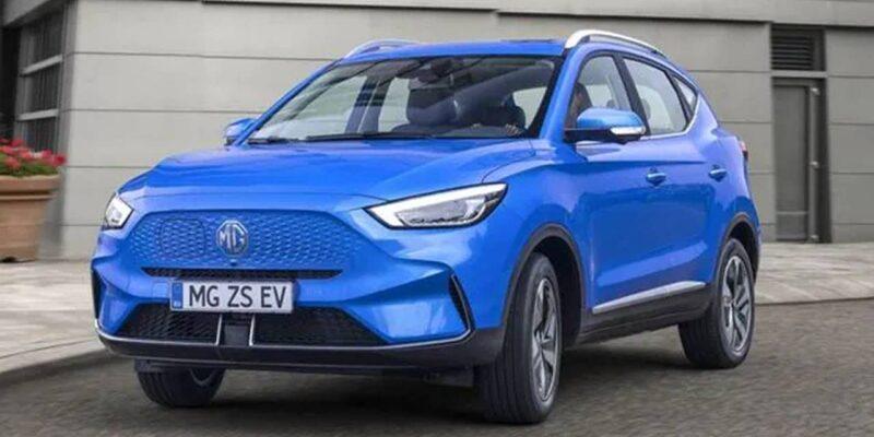 MG ने नई गाड़ी से उठाया पर्दा, सिंगल चार्ज पर देगी 439 किमी की रेंज, जानिए और खूबियां