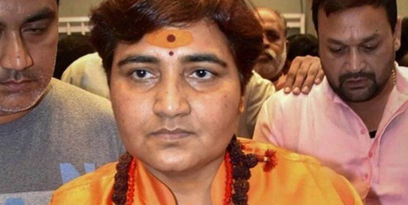 MP: CM बघेल के नक्सली वाले बयान पर भड़कीं साध्वी प्रज्ञा, कहा- देश और हिंदू सिर्फ RSS की वजह से सुरक्षित हैं