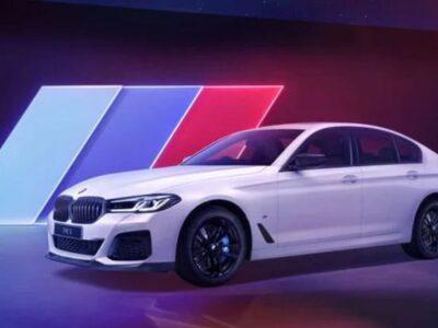 मेड इन इंडिया BMW 530i एम स्पोर्ट 'कार्बन एडीशन' हुआ लॉन्च, जानिए कितनी है कार की कीमत