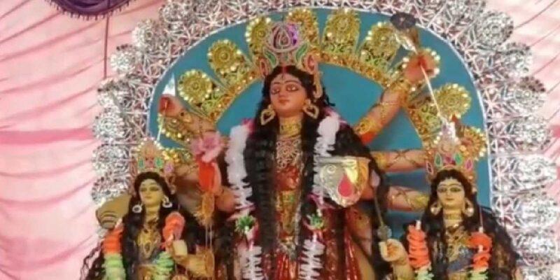 Mahalaya Amavasya 2021: बंगाल के धेनुआ गांव में हुई अनोखी 'दुर्गा पूजा', केवल 1 दिन में ही संपन्न हुई 'महामाया दुर्गा' की पूजा