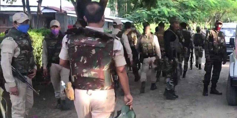 Manipur: संदिग्ध उग्रवादियों ने भीड़ पर दागीं ताबड़तोड़ गोलियां, हमले में 5 लोगों की मौत, कई गांव छोड़कर भागे
