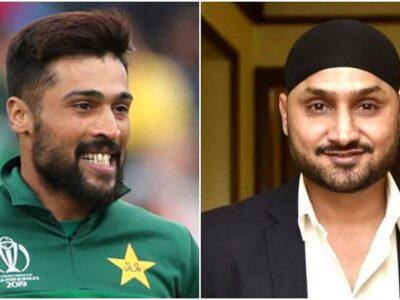 मोहम्मद आमिर ने हरभजन सिंह को शाहिद अफरीदी के नाम पर चिढ़ाया, भज्जी ने पूछा-लॉर्ड्स में नो बॉल कैसे हुई?