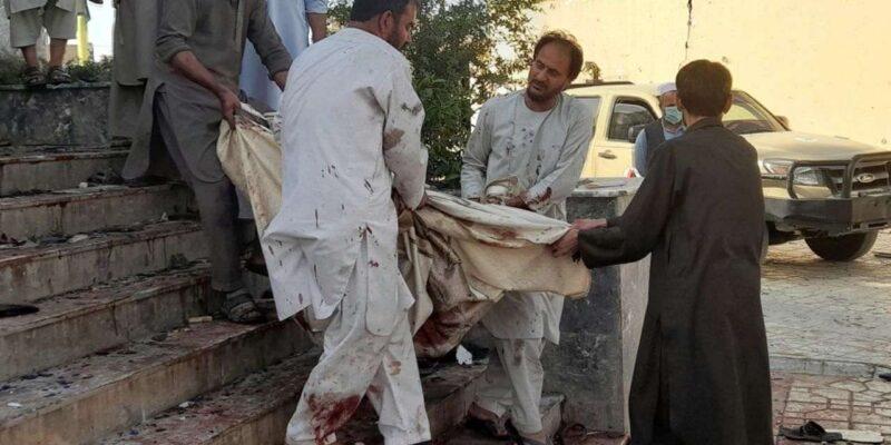 Mosque Blast: अफगानिस्तान में शुक्रवार की नमाज के बाद मस्जिद पर बड़ा हमला, बम धमाके में कम से कम 100 लोगों की मौत, दर्जनों घायल