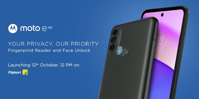 5,000mAh बैटरी के साथ Moto E40 फोन आज होगा भारत में लॉन्च, ये हो सकती है कीमत...