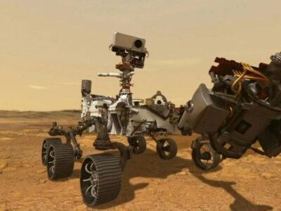 NASA ने जारी किया ऑडियो, परसिवरेंस रोवर ने मंगल पर कैद की चहलकदमी, हेलीकॉप्टर और उड़ती धूल की आवाज, आप भी सुनिए