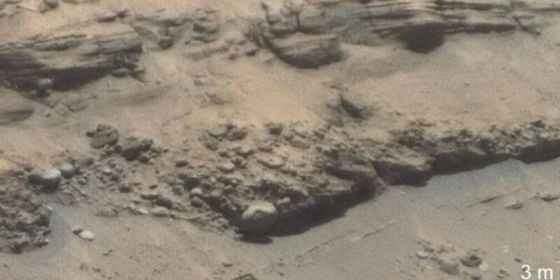 NASA ने खोले मंगल के गहरे राज, सूखे लाल ग्रह पर कई बार आई थी बाढ़, पहली बार सामने आईं प्राचीन 'झील' की तस्वीरें