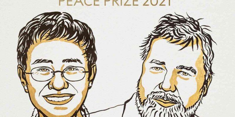 Nobel Peace Prize: मारिया रेस्सा और दमित्रि मुराटोव को मिला साल 2021 का शांति का नोबेल