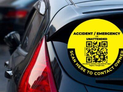 Nova Traffic Infratech Expo: 750 रुपए का स्मार्ट स्टीकर बचा सकता है जान, एक्सीडेंट होने पर ऐसे करेगा मदद