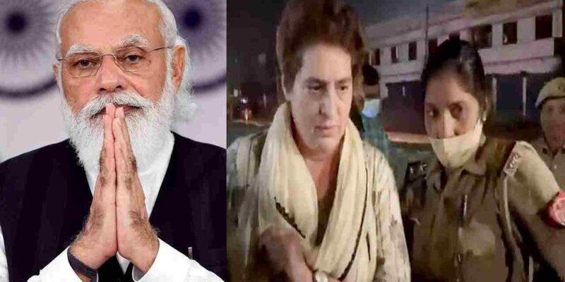 5 अक्टूबर: UP को PM मोदी की सौगात, प्रियंका गांधी की गिरफ्तारी, वैक्सीन पर अपडेट, IPL का हाल.. पढ़ें 5 बड़ी खबरें