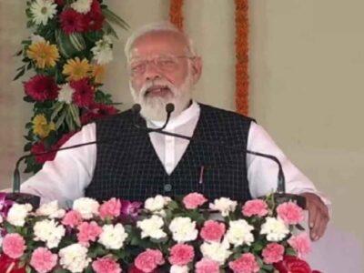 PM Modi in UP: सिद्धार्थनगर में बोले PM मोदी- पिछली सरकारों ने पूर्वांचल को बदनाम किया, हम बनाएंगे मेडिकल हब