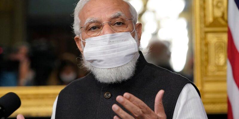 प्रधानमंत्री मोदी ने उत्तराखंड में 'डबल इंजन' सरकार के विकास कार्यों की तारीफ की, 35 ऑक्सीजन प्लांट देश को किए समर्पित