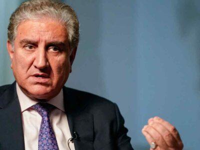 तालिबान के साथ फिर से मीटिंग करने काबुल पहुंचे पाकिस्तान के विदेश मंत्री कुरैशी और ISI चीफ ले. जनरल फैज हामिद