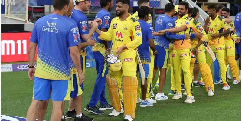 चेन्नई सुपर किंग्स के आगे पाकिस्तान की टीम भी पस्त, IPL 2021 के पहले क्वालिफायर में जीत का हुआ बड़ा असर
