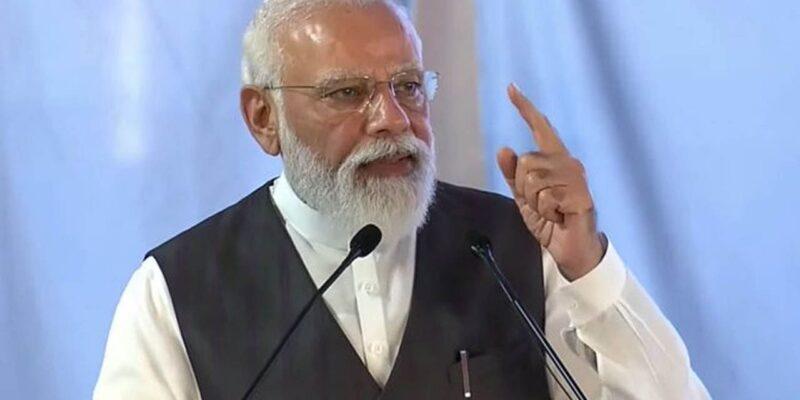 'लोगों के आशीर्वाद से बना प्रधानमंत्री, कभी नहीं की थी इसकी कल्पना', बोले पीएम मोदी